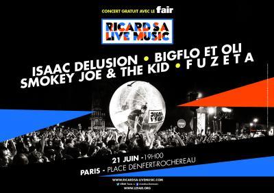 PARIS : notre sélection Fête de la Musique Le Blog de