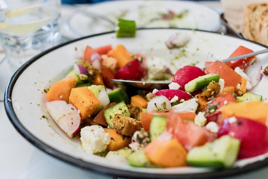 Food : 3 recettes de salades d'été faciles et rapides à préparer