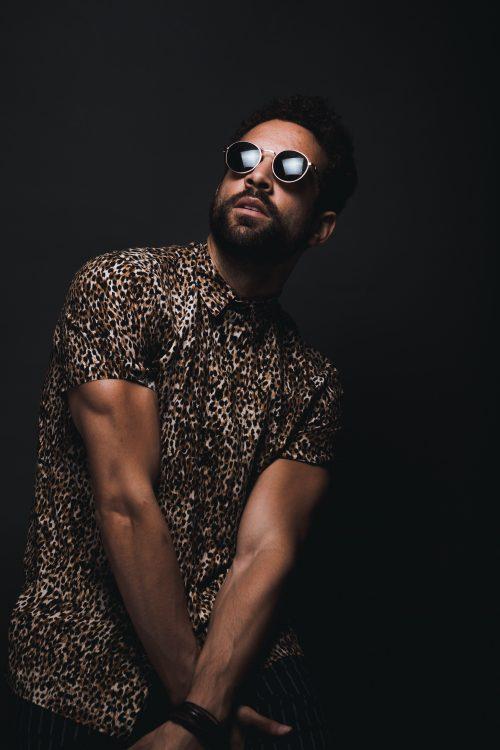 Mode masculine : tendance AH 2019-2020 imprimé léopard