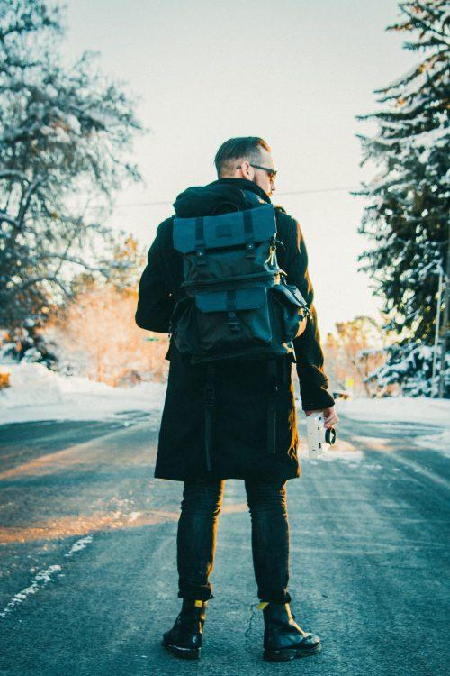 Mode masculine : tendance AH 2019-2020 style montagnard