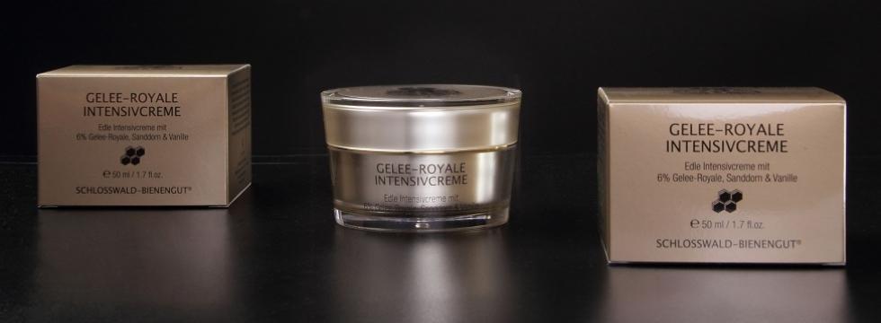 Crème Gelée Royale intensive