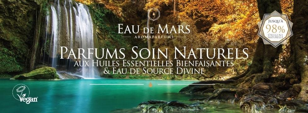 Gagnez un Parfum Naturel - Eau de Mars