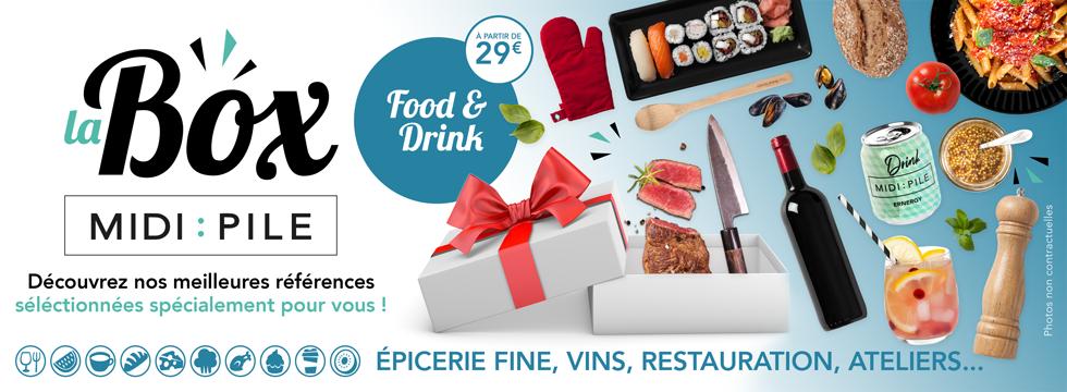 Box Midipile :: Food & Drink