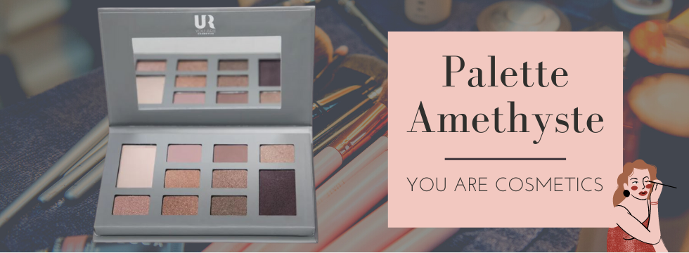 Palette de maquillage You Are Cosmetics