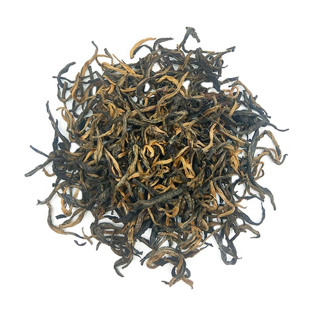 Thé noir rare bio Yunnan Imperial Golden Bud Bio 25g