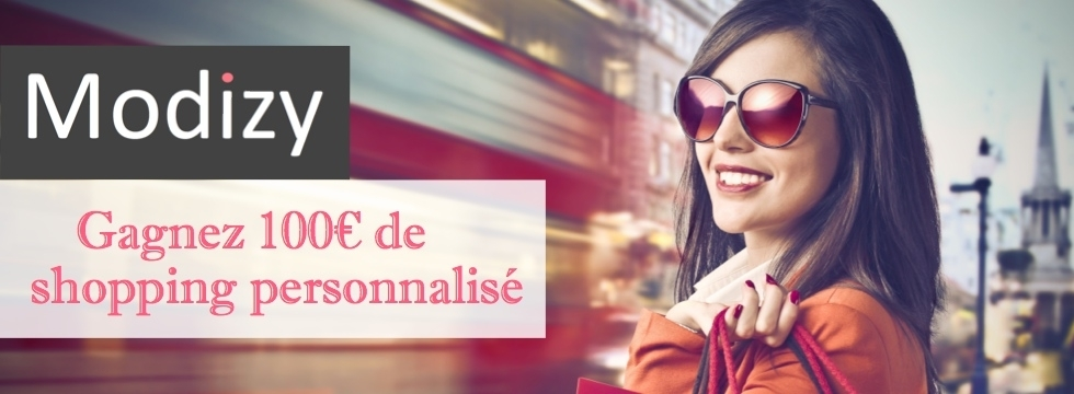 Découvrez Modizy.com et gagnez 100e de shopping personnalisé