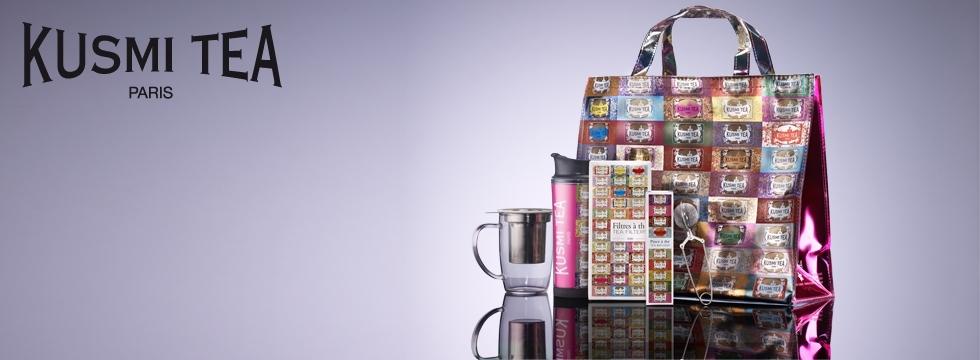 Gagnez 1 an de thé et accessoires Kusmi Tea !