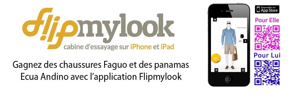 Téléchargez gratuitement Flipmylook sur l'App Store