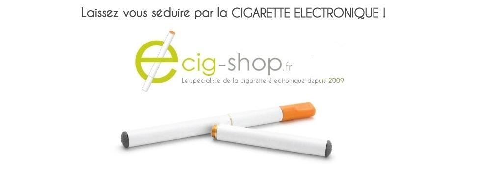 Testez la cigarette électronique, la nouvelle solution high-tech et design !