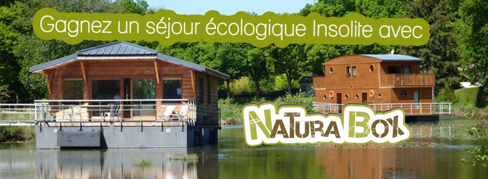 NaturaBox: Petite boîte, Grand bol de vert !