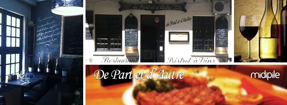 Dîner pour 2 à la rencontre de la cuisine Méditerranéenne et Française