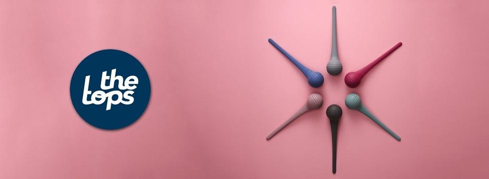 Découvrez le diffuseur de thé en silicone découvert par TheTops