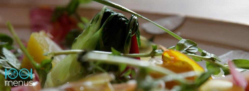 1001 Menus vous offre un dîner pour 2 dans un grand bistrot décoré comme un vieil appartement