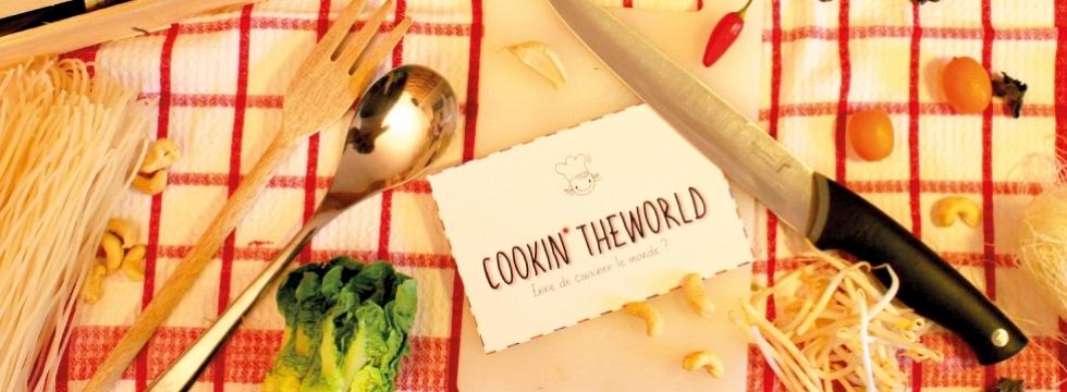 Découvrez Cookin'theworld et ses paniers du monde prêt-à-cuisiner !