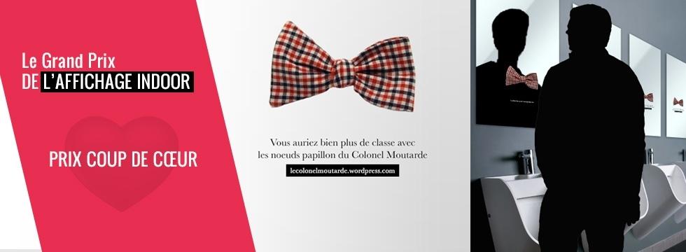 Remportez les Noeuds Papillon du Colonel Moutarde !