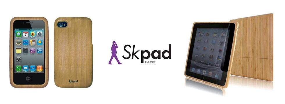 Remportez les accessoires pour smartphones et tablettes d'Skpad sur midipile