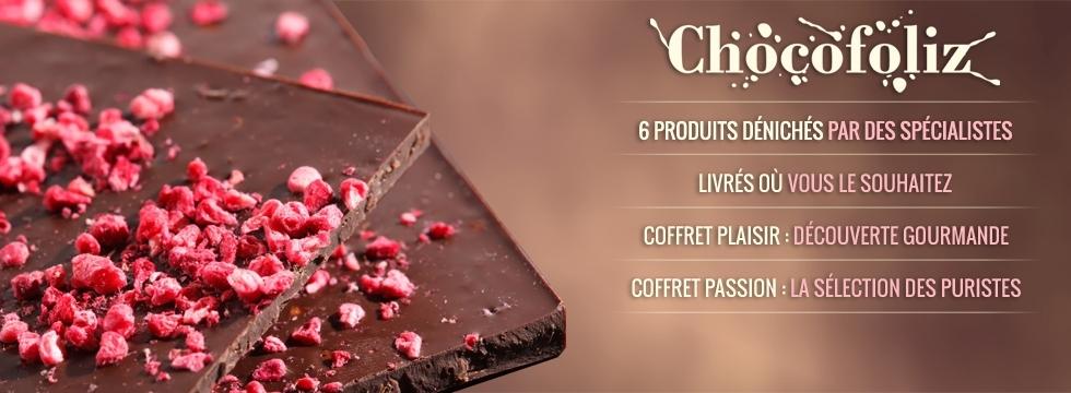 Faites le plein de chocolat en remportant un Coffret Plaisir Chocofoliz !