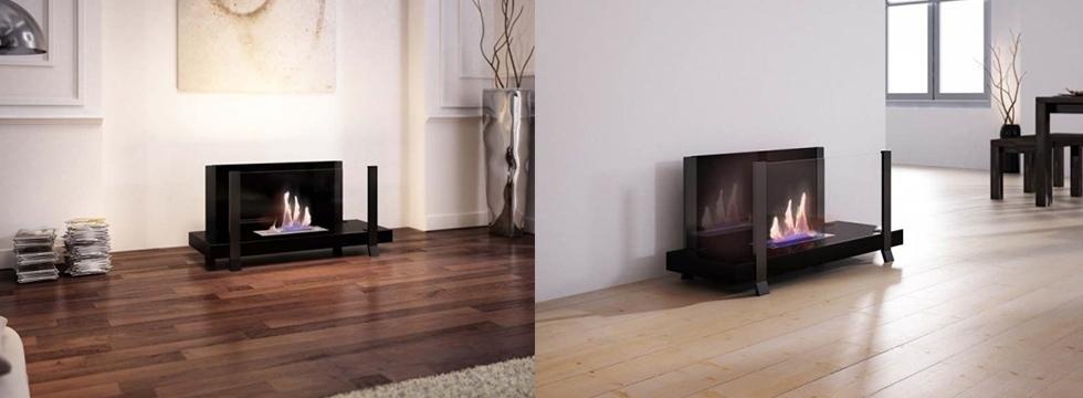En exclusivité :  Univeco vous offre sa cheminée néoflamme