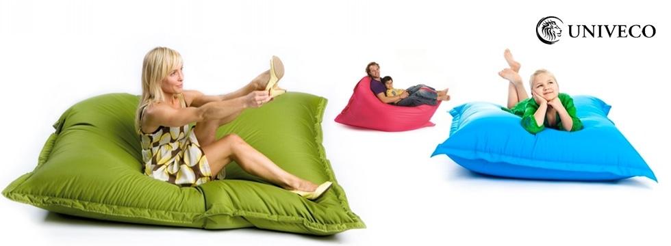 pouf geant pas cher. Black Bedroom Furniture Sets. Home Design Ideas