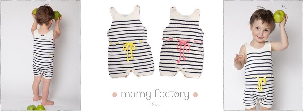 Découvrez Mamy Factory, la mode enfant tricotée par grand-maman : une marque bobo chic au concept innovant