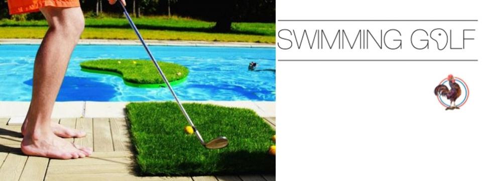 Découvrez et remportez un kit Golfeur par Swimming Golf !