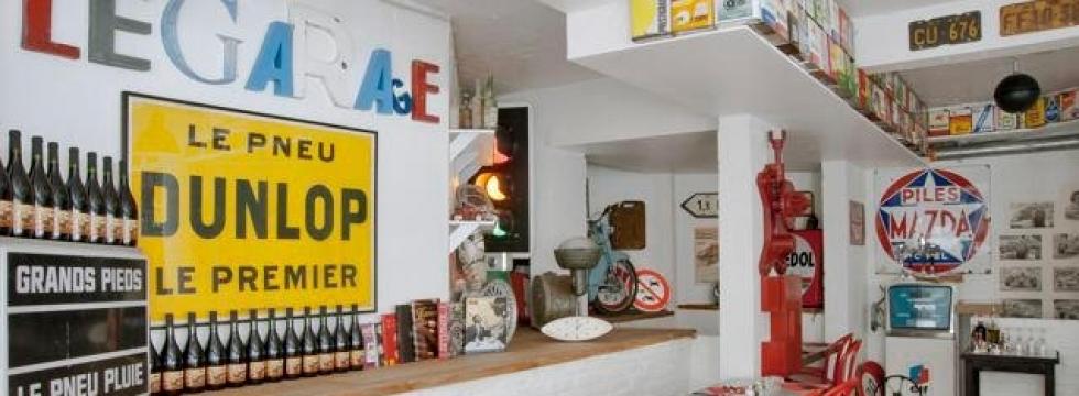 1001 Menus vous invite à découvrir le restaurant le Garage, le nouveau bistrot-brasserie de Boulogne !