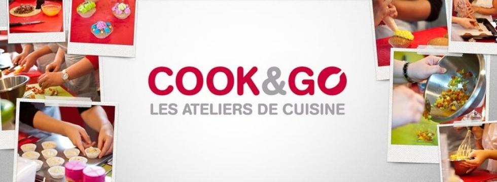 Remportez des bons-cadeaux Cook&Go pour un atelier Cuisine !