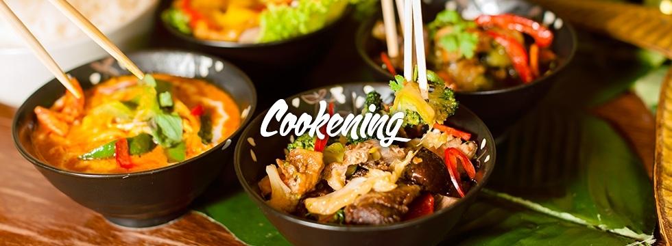 Semaine culinaire : Offrez-vous un repas chez l'habitant grâce à Cookening !