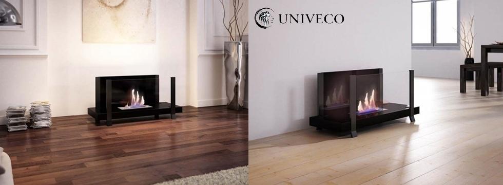 Découvrez la cheminée d'exception Fire Bench avec Univeco !