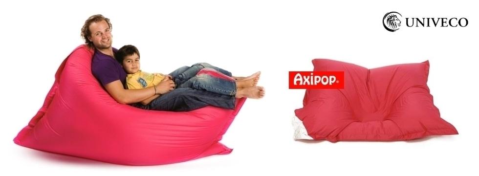 Design, déco et incontournable : Remportez le pouf AxiPop !