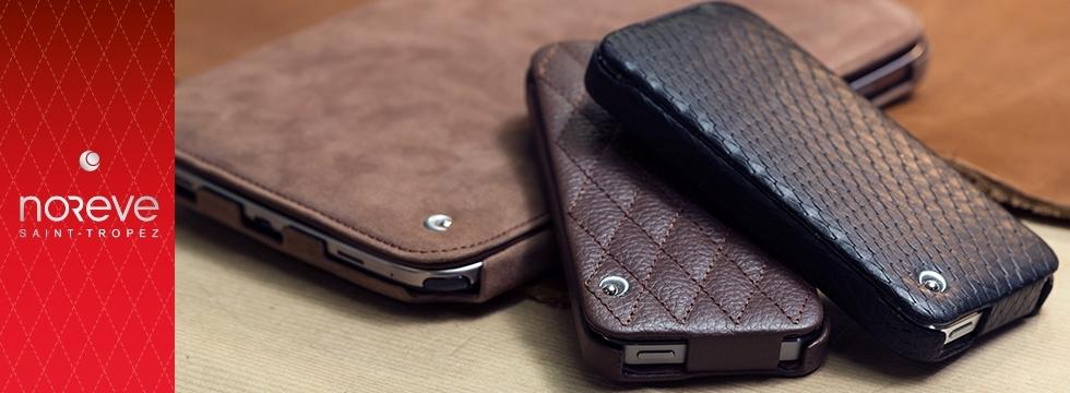 Remportez Noreve : le meilleur ami haute-couture de vos Smartphones !