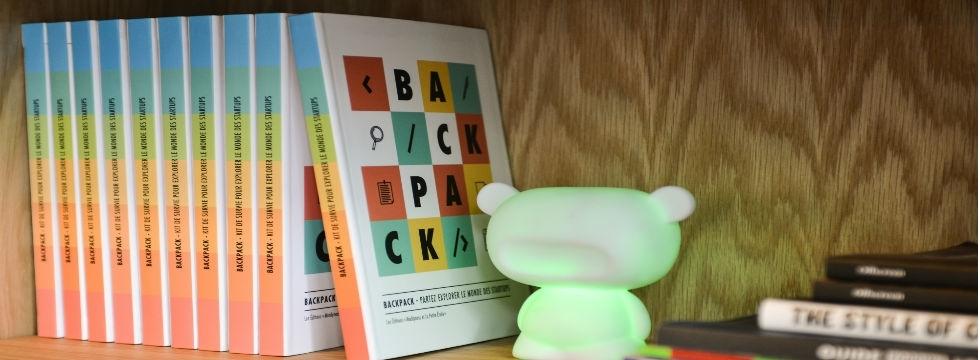 Découvrez BACKPACK : le kit de survie de l'entrepreneur