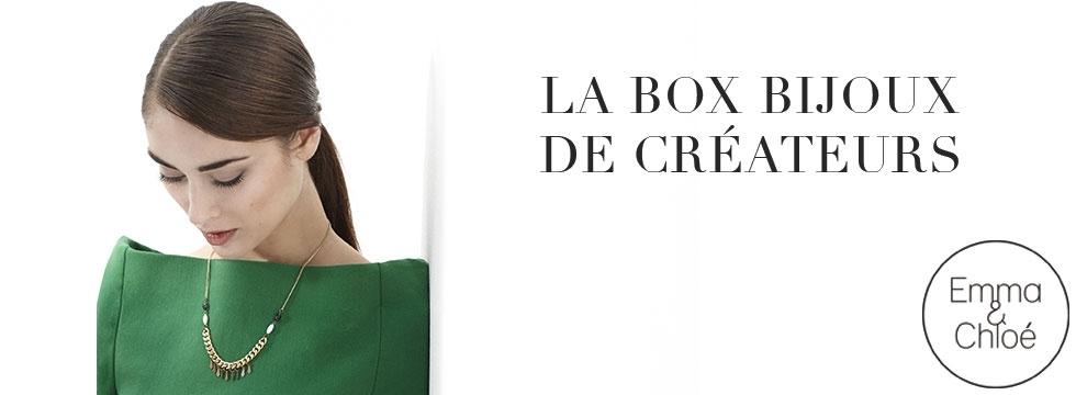 Emma & Chloé : la première box de bijoux de créateurs à découvrir !