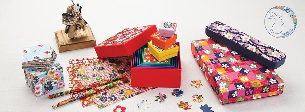 Papiergami, l'excellence des papiers japonais pour vos loisirs créatifs !
