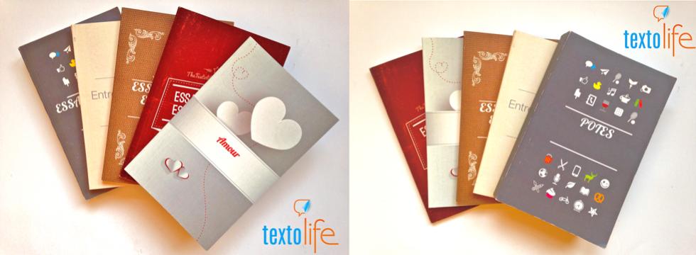 Des histoires de potes, d'amour, de famille... Immortalisez-les dans un livre TextoLife!