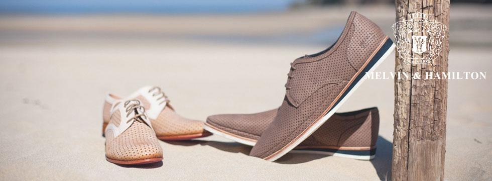 Melvin & Hamilton : chaussures idéales en toutes occasions !