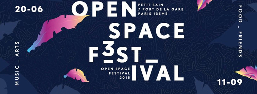 Gagnez vos places pour l'Open Space Festival le 15 août !