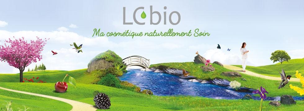 LCbio la marque de cosmétiques  qui sublime la beauté naturelle !