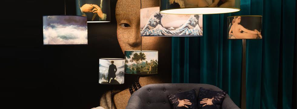 De Hokusai à Hopper : décorez votre intérieur d'œuvres d'art avec Muzéo !