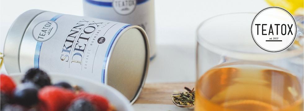 Après les fêtes de Noël, Teatox vous propose ses thés détox pour bien commencer l'année !