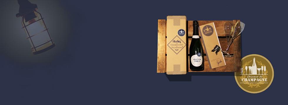 Le meilleur du champagne, en box !