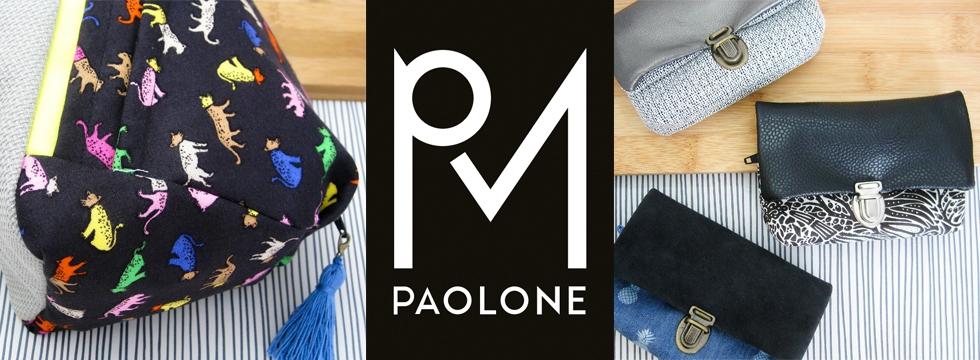 On craque pour les trousses et pochettes de la marque Paolone !