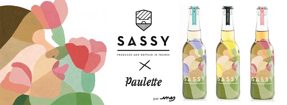 Sassy : Le retour du cidre