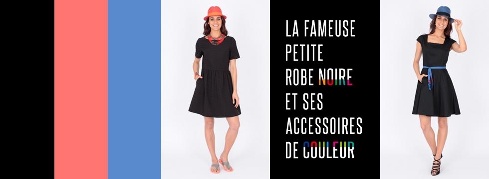 Les couleurs du noir : les robes de l'élégance à la française !