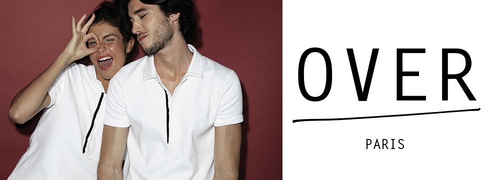 Over : la mode unisex ultra-tendance !