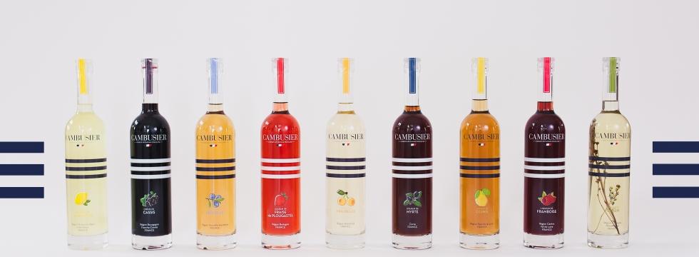 Cambusier, des liqueurs emblématiques !