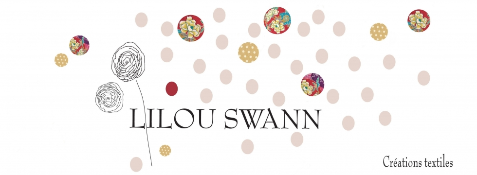 Lilou Swann, un univers baroque, élégant et délicat...