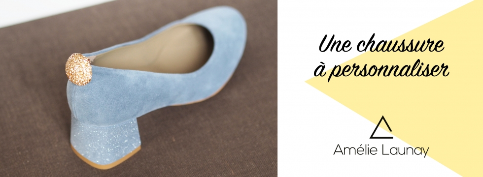 Amélie Launay, des chaussures pour femmes actives