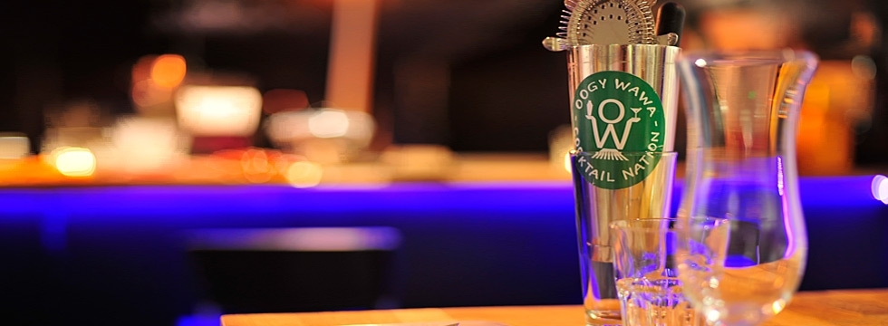 Oogy Wawa, l'art du cocktail