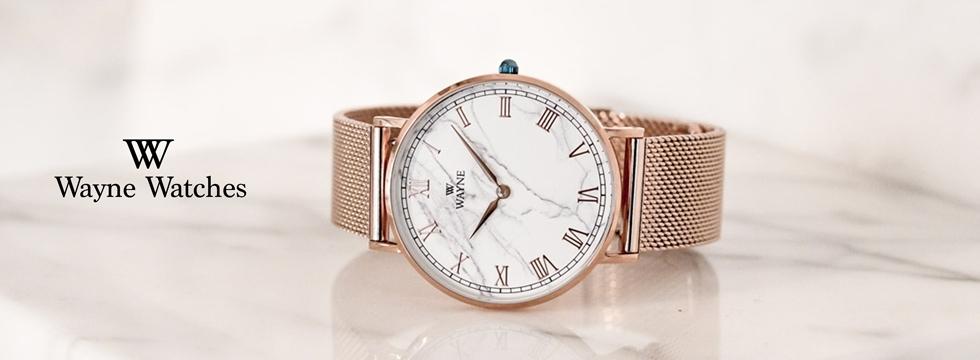 Wayne Watches, des montres ultrafines très tendance